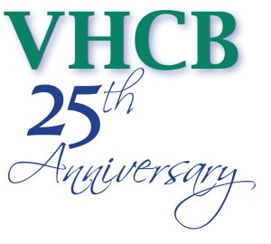 VHCB 25th Logo