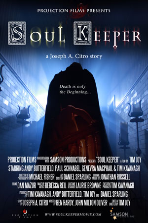 Soul Keeper Poster