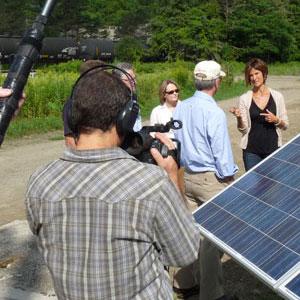 GMP: Berlin Solar production crew