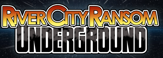 River City Ransom Underground Food